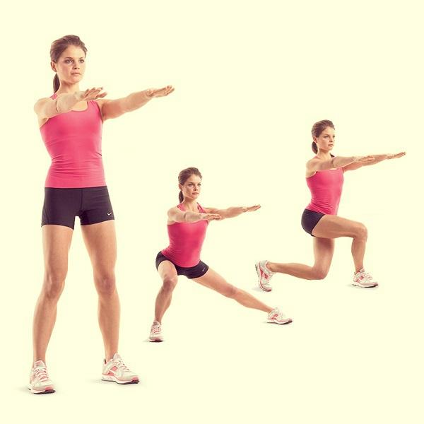 Самые лучшие упражнения для внутренней части бедра: преврати проблемную зону в достоинство!