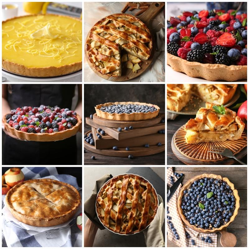 Рецепт песочного теста для сладких и соленых пирогов