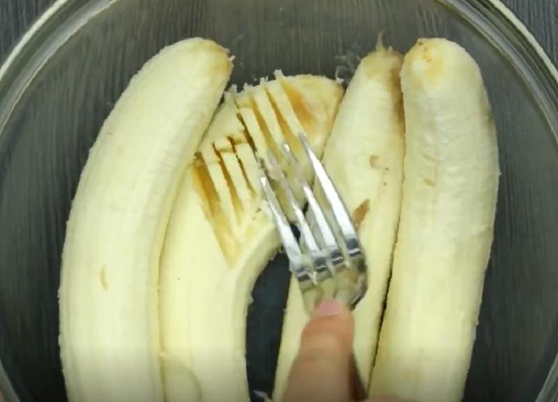 Бананы, творог, 1 яйцо: никогда не думала, что буду готовить пирог 3 дня подряд! Как вкусно!