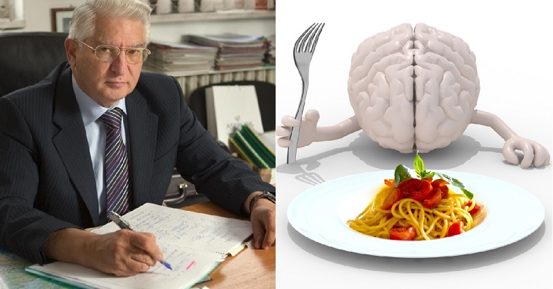 Нейрохирург из Румынии: «Мозг не любит жир, не любит соль. 2 раза в год, на праздники, можно!». Нейрохирург точно знает, что нужно нашему мозгу.