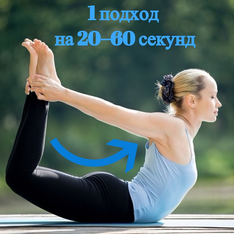 Упражнения для быстрого результата! Вот как избавиться от складок на спине и боках. Просто и эффективно.