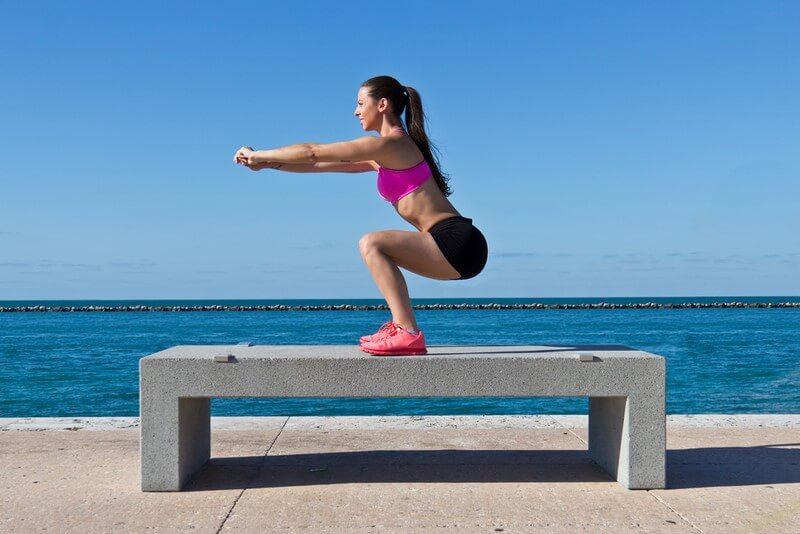 1000 движений: звучит страшно, но, по сути, до банальности простые упражнения. Каждый день, уважаемые, каждый день.