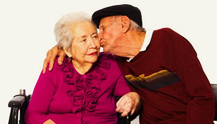 Мужчины, берущие в жёны умных женщин, живут дольше
