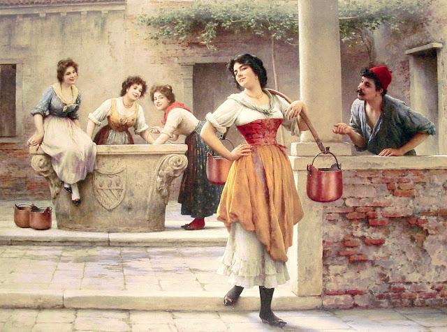 Как женщине вести себя с мужчиной: гениальные итальянские пословицы